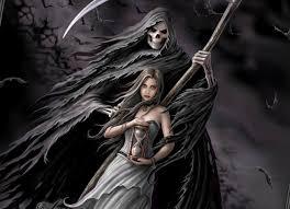 1306x945 dark grim reaper wallpapers desktop phone tablet awesome