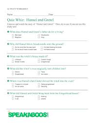 Elements Of A Fairy Tale Worksheets Elements Of A Fairy Tale Worksheets Tales Lesson Plans