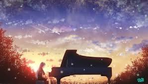 anime music wallpaper piano. Perfect Piano Playing Piano Piano Previous Anime Music  For Wallpaper N