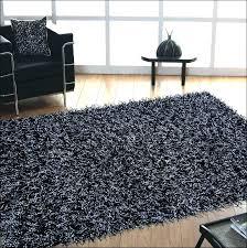 black fur rug black faux fur rug interiors wonderful black and white rug black black fur rug