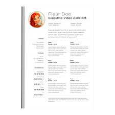Pages Resume Template 10 Examples Executive Video Assistant