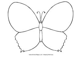 Small Picture Butterfly Coloring Page Dr Odd