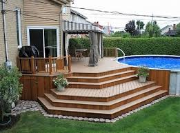 12 clever ways diy above ground pool ideas on a budget