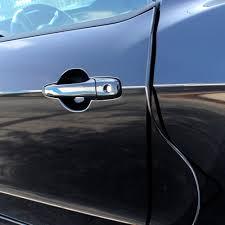 oxgord car door trim edge 8 5 feet body strip black mold scratch guard protector