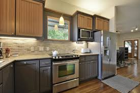 Two Tone Kitchen Cabinet Kitchen Two Tone Kitchen Cabinets Also Exquisite Two Tone
