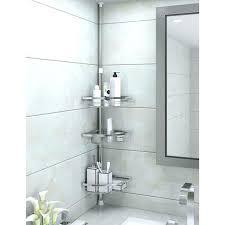 bathroom shower cads adjule 3 tier tension bathroom shower bathroom shower caddy rust proof