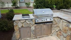 Outdoor Kitchen St James Plantation Southport NC Outdoor - Bull outdoor kitchen