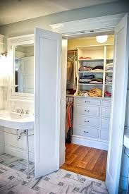 Bathroom And Walk In Closet Designs Interesting Inspiration
