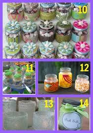 Baby Food Jar Decorating Ideas