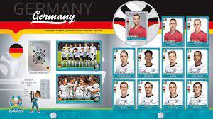Stickeralbum: Diese Spieler hätte Panini zur EURO 2020 geschickt :: DFB -  Deutscher Fußball-Bund e.V.