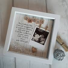 daddy to be frame 1st fathers day gift scan picture frame gift for new daddy present for daddy gift for dad personalised fathers day