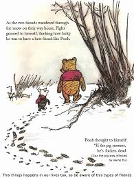 Pooh Bear Quotes About Friendship Amazing Inspirational Quotes By Pooh Bear Best Of Pooh Bear Quotes About