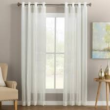White Bedroom Curtains   Wayfair