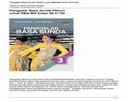 Panggelar basa sunda kelas 10 pdf cara golden from cf.shopee.co.id maybe you would like to learn more about one of these? Buku Paket Basa Sunda Kelas 11 Pdf Berbagai Buku