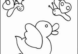 Disegni Facili Da Colorare Per Bambini Piccoli Bello 11 Disegni Da
