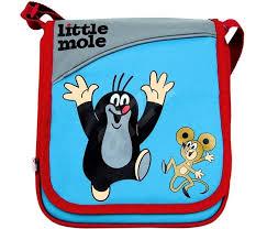 Купить <b>bino Сумка</b> для детского сада Little Mole - <b>Сумки для</b> ...