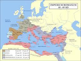 The Roman World Monarchy Republic Empire And Collapse