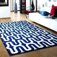 architecture royal blue area rug amazing latitude run heineman solid hand tufted inside 0