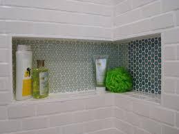 corner shower shelf bathroom traditional with accent tile porcelain standing 3 tier glass corner shelf