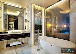 St Regis Luxury Hotel Shenzhen China Deluxe Bathroom