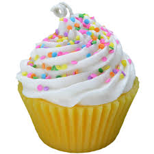 birthday cupcake with candle. Contemporary Candle Candle  Birthday Cupcake Vanilla  For With S