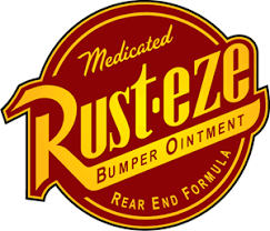 Pixar Cars - Rusteze Logo Vector (.AI) Free Download