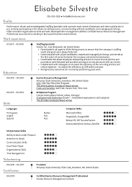 Sample Management Specialist Resume Resume Examples By Real People Staffing Specialist Resume