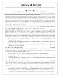 Bunch Ideas of Sample Copy Editor Resume Also Cover Letter
