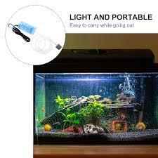 Eshopdeal hàng Có Sẵn máy Sục Khí Bơm Hơi USB, Máy Bơm Sục Khí Oxy Nhỏ Gọn  Cho Bể Cá Bể Cá | Máy bơm hồ cá