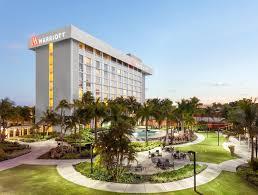 Hotel Miami Airport Marriott Fl Booking Com