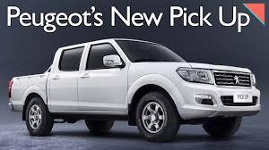 Peugeot Pick Up, New Kia Hamster Ad - Autoline Daily 2142 - YouTube