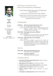 Resume Teacher Template Wonderful Resume In English Kappalab