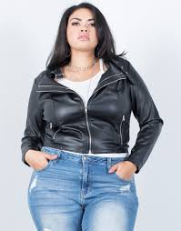 leather jackets plus size plus size effortless leather jacket 2020ave