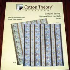 My latest project....learning this theory...so much fun ... & Cotton Theory Quilting Backyard Beauty Fly Away Home Lap Quilt Pattern Book  2007 | eBay Adamdwight.com