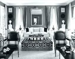 hollywood glamour bedroom decor living
