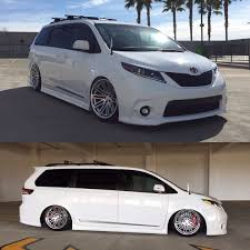 Toyota Sienna modified by VANKulture Hot Hatch for the Family ...