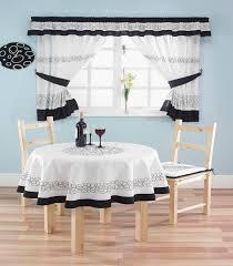 Patterns For Kitchen Curtains Kitchen Curtains Modern
