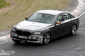 All BMW Models 2013 bmw 7 series : 2013 BMW 7-Series Facelift New Features Revealed - autoevolution