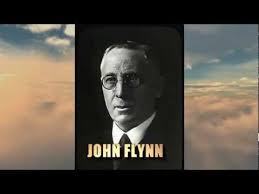 Image result for john flynn royal flying doctor