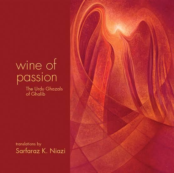 love sonnets of ghalib