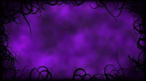Purple Backgrounds Black Vines Border Background Animation Loop Purple Motion