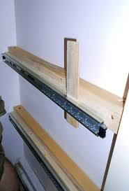 interior pull out shelves diy kitchen pantry for keyboard shelf interesting ideas