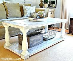 Full Image For Distressed Off White End Tables Off White End Coffee Tables  Off White End ...