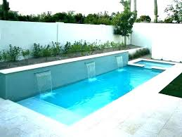 how much does a lap pool cost small indoor fiberglass swimming nz