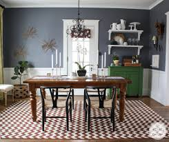Nate Berkus Is In My Dining Room Inspired By Charm - Gray dining room paint colors