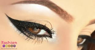 s with beautiful eyes and perfect liner gets the pliments you have arabic eyes the reason is that arabic las not only have beautiful eyes but
