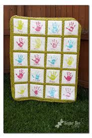 Handprint Quilt - Teacher Gift | Bee crafts, Bees and Teacher & Handprint Quilt - Teacher Gift Adamdwight.com
