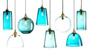 blue pendant light shades cobalt blue lamp shades mini pendant light shades cobalt blue pendant lights