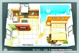 small one bedroom house 1 guest plans simple floor craftsman with photos 3