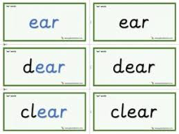 Print out the phonics worksheets and activities on this page so your students can learn about words with the gl. Ear Phonics Worksheets And Games Galactic Phonics